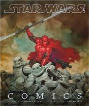 Star Wars Art : Comics [Limited Edition] - Mecklenburg, Virginia M.