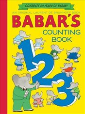 Babars Counting Book - Brunhoff, Laurent de