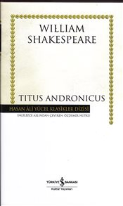Titus Andronicus : Ciltli - Shakespeare, William