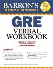 Barrons GRE Verbal Workbook 2e - Geer, Philip