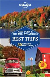 New York and The Mid-Atlantics Best Trips -LP- 2e - Grosberg, Michael