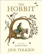 Colour Illustrated Hobbit - Tolkien, J. R. R.