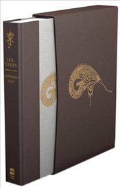 Unfinished Tales : Deluxe Slipcase Edition - Tolkien, J. R. R.
