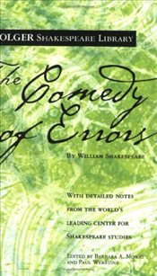 Comedy of Errors (Folger Shakespeare Library) - Shakespeare, William
