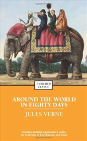 Around the World in Eighty Days (Enriched Classics (Pocket)) - Verne, Jules