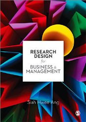 Research Design for Business & Management - Ang, Siah Hwee