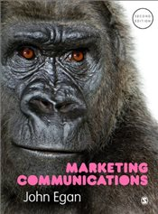 Marketing Communications : 2e - Egan, John