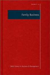 Family Business (SAGE Library in Business and Management) - Sharma, Pramodita