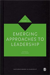 Emerging Approaches to Leadership (SAGE Benchmarks in Leadership) - Shamir, Boas
