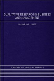 Qualitative Research in Business and Management (Fundamentals of Applied Research) - Willmott, Hugh