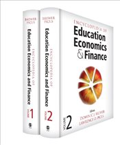 Encyclopedia of Education Economics and Finance : Two-Volume Set - Brewer, Dominic J.