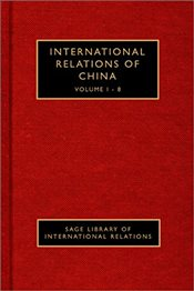 International Relations of China : Eight-Volume Set (SAGE Library of International Relations) - Breslin, Shaun