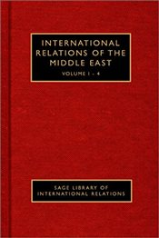 International Relations of the Middle East (SAGE Library of International Relations) - Valbjorn, Morten