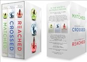 Matched Trilogy Box Set : Matched/Crossed/Reached - Condie, Ally