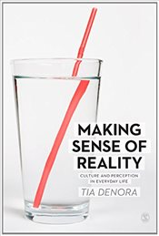 Making Sense of Reality : Culture and Perception in Everyday Life - DeNora, Tia