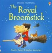 Royal Broomstick - Amery, Heather