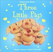 3 Little Pigs (First Stories) - Amery, Heather