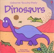 Dinosaurs (Touchy-Feely Board Books) - Watt, Fiona