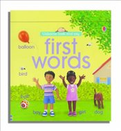 First Words (Usborne Look and Say) - Brooks, Felicity