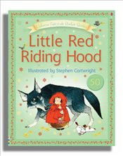Little Red Riding Hood (FAIRYTALE STICKER STORYBOOKS) - Amery, Heather