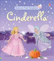 Cinderella (Usborne First Fairytales) - Brooks, Felicity