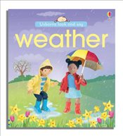 Weather (Usborne Look and Say) - Brooks, Felicity