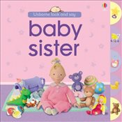 Baby Sister (Usborne Look and Say) - Brooks, Felicity
