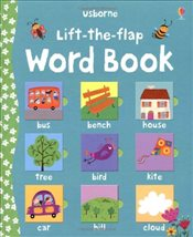 Lift the Flap Word Book - Brooks, Felicity