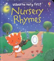 Usborne Very First Nursery Rhymes - Brooks, Felicity
