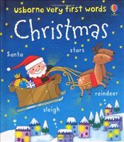 Very First Words: Christmas (Usborne Very First Words) - Brooks, Felicity