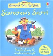 Scarecrows Secret/The Hungry Donkey (Farmyard Tales Flip Books) - Amery, Heather