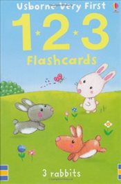 123 (Babys Very First Flashcards) - Brooks, Felicity