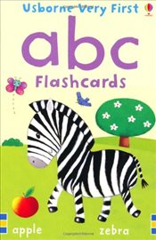 ABC (Babys Very First Flashcards) - Brooks, Felicity