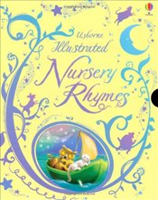 Illustrated Book of Nursery Rhymes (Clothbound Nursery Rhymes and Tales) - Brooks, Felicity
