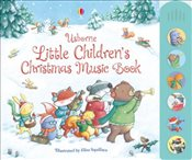 Little Childrens Christmas Music Book - Watt, Fiona