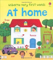 Very First Words at Home - Brooks, Felicity