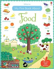 My First Book About Food (My First Books) - Brooks, Felicity