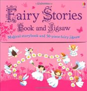 Fairy Stories Collection and Jigsaw - Amery, Heather