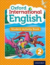 Oxford International English Student Activity Book 2 -