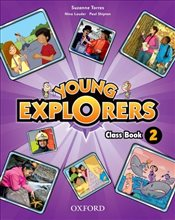 Young Explorers : Level 2 : Class Book - Collective,