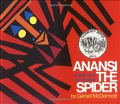 Anansi the Spider (An Owlet Book) - McDermot, G.