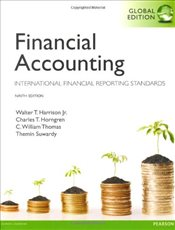 Financial Accounting 9e with MyAccountingLab - Harrison, Walter T.