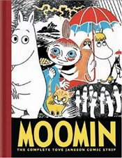 Moomin : The Complete Tove Jansson Comic Strip : Book 1 - Jansson, Tove