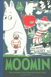 Moomin: The Complete Tove Jansson Comic Strip: Bk. 3 - Jansson, Tove
