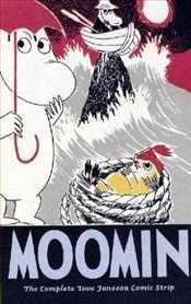 Moomin: Bk. 4: The Complete Tove Jansson Comic Strip - Jansson, Tove