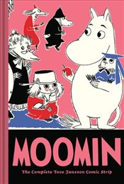 Moomin : The Complete Tove Jansson Comic Strip : Book 5 - Jansson, Tove