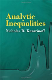 Analytic Inequalities -