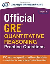 Official GRE Quantitative Reasoning Practice Questions 1 - ETS