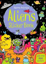 Aliens Sticker Book - Robson, Kirsteen