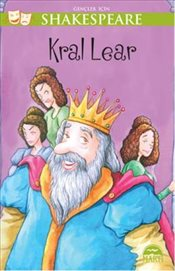 Gençler İçin Shakespeare : Kral Lear - Shakespeare, William